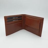 Immagine di Portafoglio orizzontale con portamonete