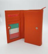 Immagine di Portafoglio Grande Colorato con zip